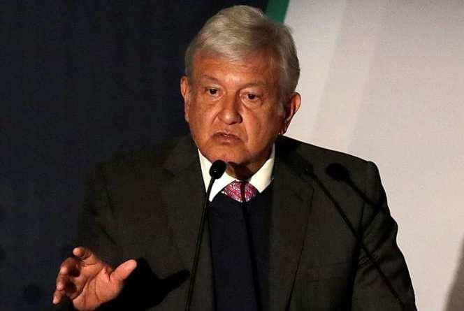 LÓPEZ OBRADOR PRESENTA EL PLAN NACIONAL DE PAZ Y SEGURIDAD
