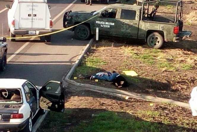 ¡MARTES ROJO! SE REGISTRARON 17 ASESINATOS EN SEIS MUNICIPIOS DE GUANAJUATO
