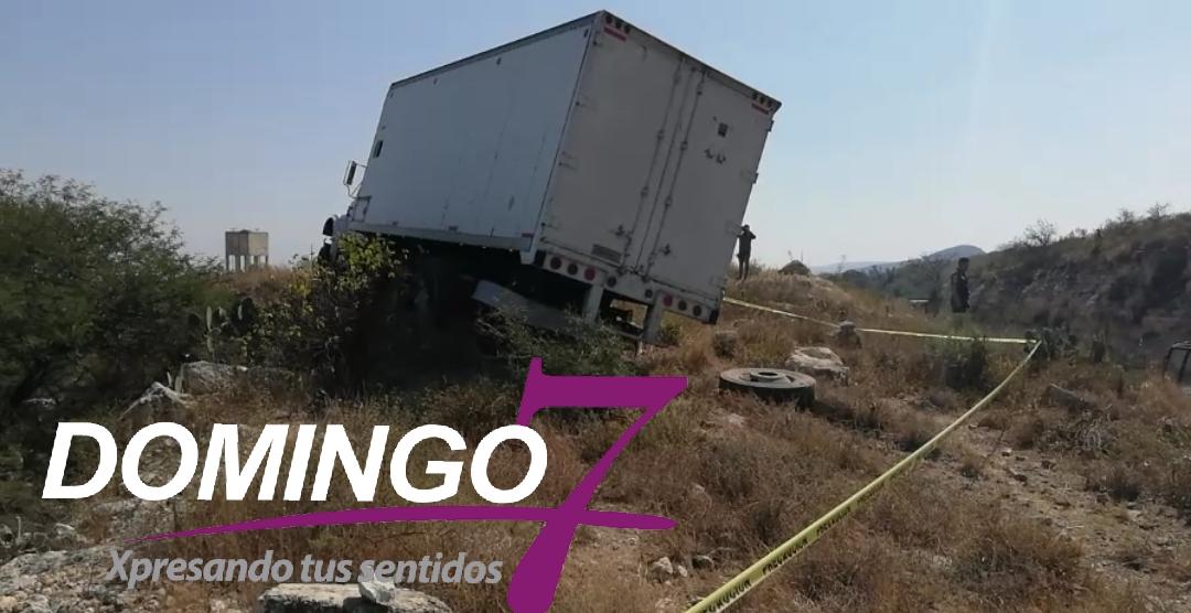 OTRO ASALTO EN LA CARRETERA OAXAXA-CUACNOPALAN