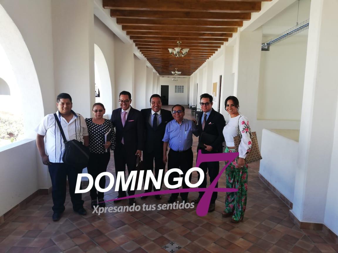 COMPARECE ERNESTINA FERNÁNDEZ Y EX CABILDO POR SEGUNDA OCASIÓN: DICEN QUE NO LE DEBEN A TEHUACÁN