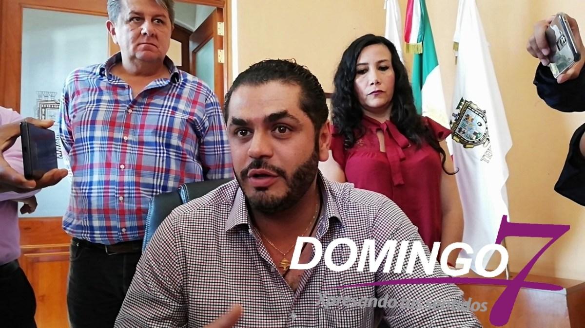 SI AMBULANTES INSISTEN, INTERVENDRÁ LA FUERZA PÚBLICA: PRESIDENTE MUNICIPAL FELIPE PATJANE