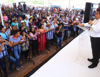 ES TIEMPO DE INICIAR UNA NUEVA ETAPA DE RELACIÓN SOCIEDAD Y GOBIERNO: MIGUEL BARBOSA