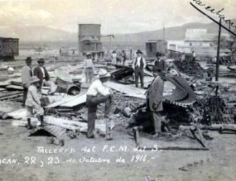 #DHISTORÍA CUANDO MASACRARON A MÁS DE 100 TEHUACANEROS EN 1914