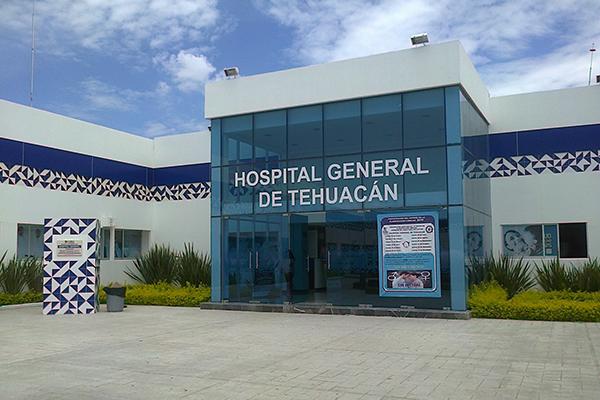 SEGUNDO CASO DE CORONAVIRUS EN TEHUACÁN, INTERNADO EN EL HOSPITAL GENERAL