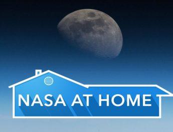 NASA EN EL HOGAR OFRECE RECORRIDOS VIRTUALES DEL ESPACIO