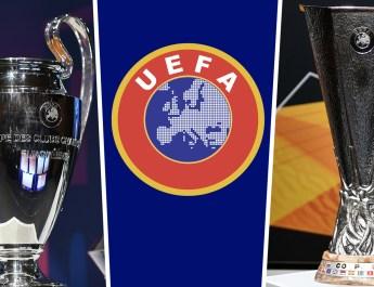 UEFA ABRIÓ UNA INVESTIGACIÓN DISIPLINARIA CONTRA REAL MADRID,BARCELONA Y JUVENTUS.