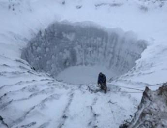 ⚠️CIENTÍFICOS ENCUENTRAN BOMBA GEOLÓGICA EN ALASKA 😱