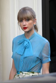 """50902835 """"Mean"""" singer Taylor Swift rides a bicycle around Place de Furstenberg at St Germain des Pres as she films a music video on October 1, 2012 in Paris, France. """"Mean"""" singer Taylor Swift rides a bicycle around Place de Furstenberg at St Germain des Pres as she films a music video on October 1, 2012 in Paris, France. FameFlynet, Inc - Beverly Hills, CA, USA - +1 (818) 307-4813 RESTRICTIONS APPLY: USA/AUSTRALIA ONLY"""