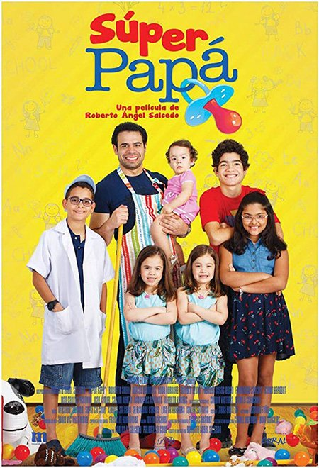 Super Papá (2017) | DVDRip Latino HD GoogleDrive 1 Link