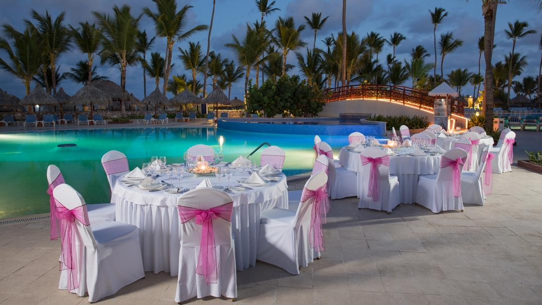 destination wedding reception  Wedding Decor Ideas