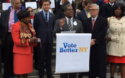 Dominicanos USA and #VOTEBETTERNY Advocate for Voting Reform