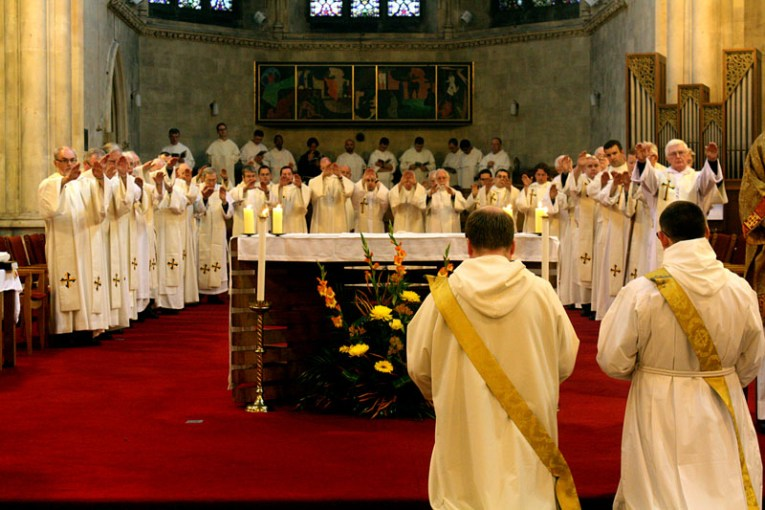 Prayer of consecration