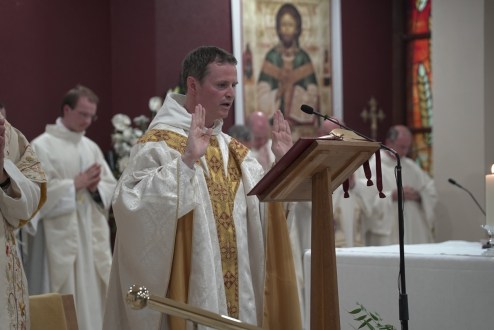 First Mass Fr. Philip Mulryne OP - 130