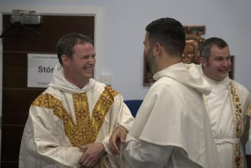 First Mass Fr. Philip Mulryne OP - 14