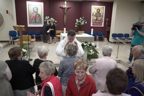 First Mass Fr. Philip Mulryne OP - 168