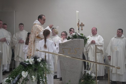 First Mass Fr. Philip Mulryne OP - 47