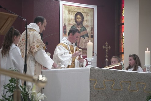 First Mass Fr. Philip Mulryne OP - 74