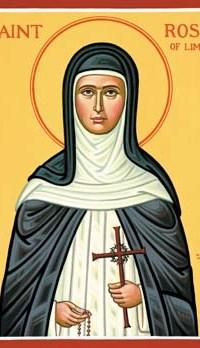 Saint Rose of Lima OP