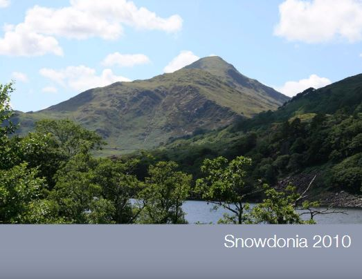 Snowdonia juli 2010 (Betws Garmon)