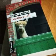 """Druckfrisch - das erste Exemplar von """"Stallgeruch"""""""