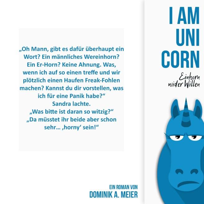 Unicorn Zitat 1