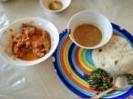 Rice with fish in sauce (wali samiki na juice) Migo Migo in Dar es Salaam TZS 2500