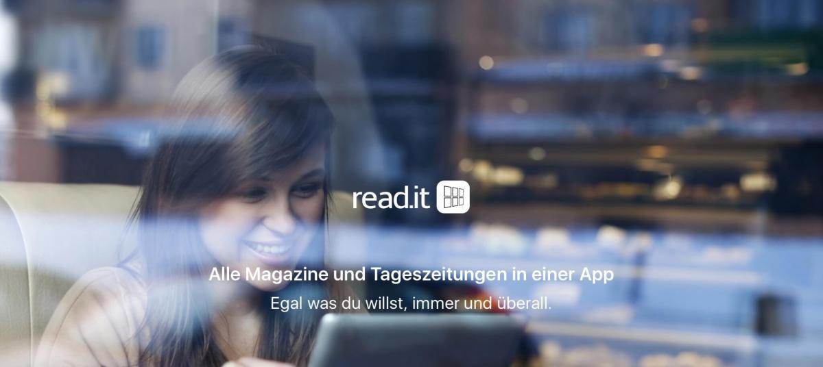 Getestet: read.it - Die Magazin-Flatrate