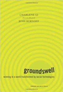 Charlene Li, Josh Bernoff: Groundswell. POST-Strategy