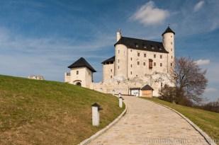 Bobolice, zamek Bobolice, zamek w Bobolicach, castle in Bobolice, Szlak Orlich Gniazd, rodzina Laseckich