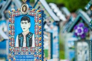 Rumunia, Sapanta, Wesoły Cmentarz, -8937