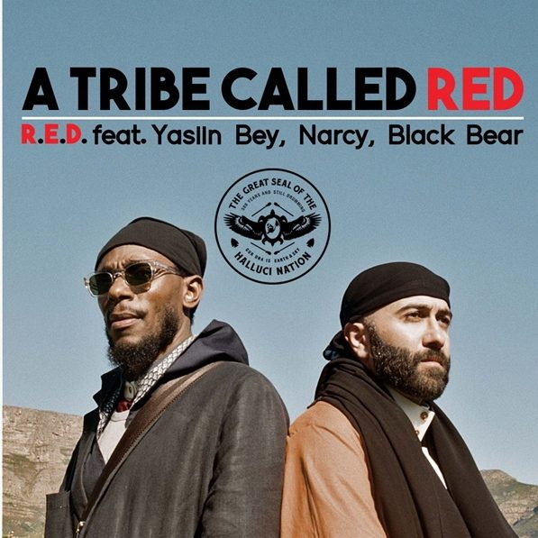 "A Tribe Called Red ""R.E.D."""
