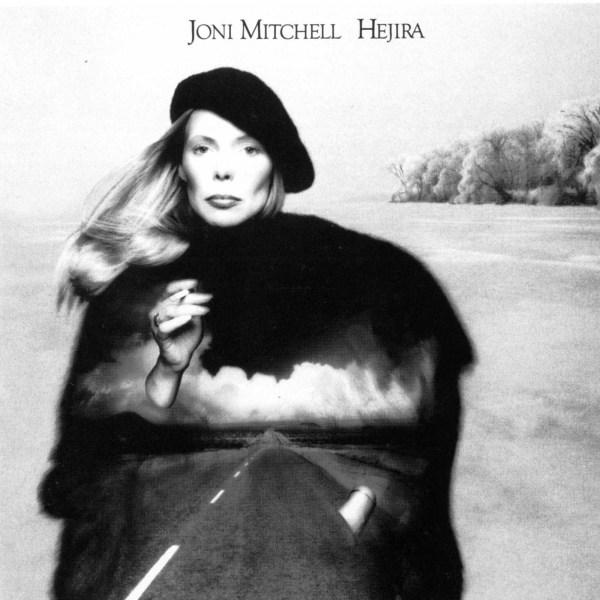 Joni Mitchell, Hejira