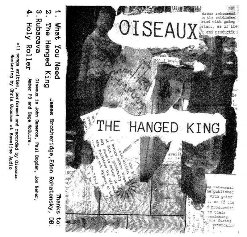 Oiseaux, the Hanged King