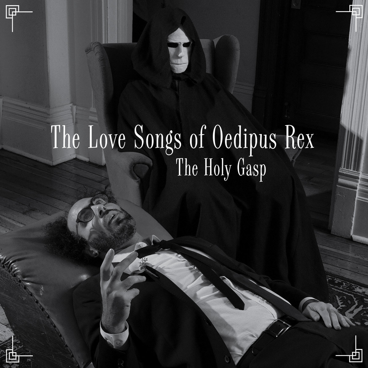 The Holy Gasp, The Love Songs of Oedipus Rex album art