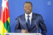 Togo president inaugurated for fourth straight term