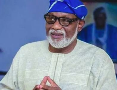 No celebration in Ondo over suspension of Oshiomhole, says Akeredolu