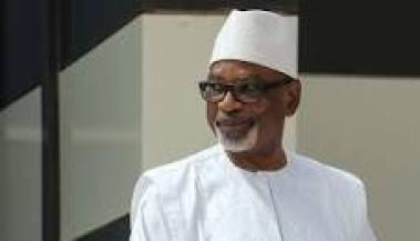 Image result for Ibrahim Boubacar Keita pictures
