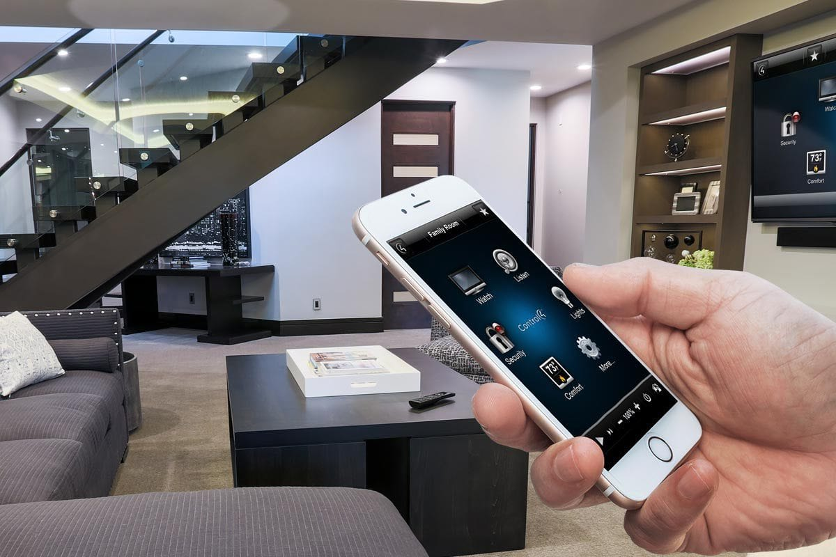 hight resolution of home automation