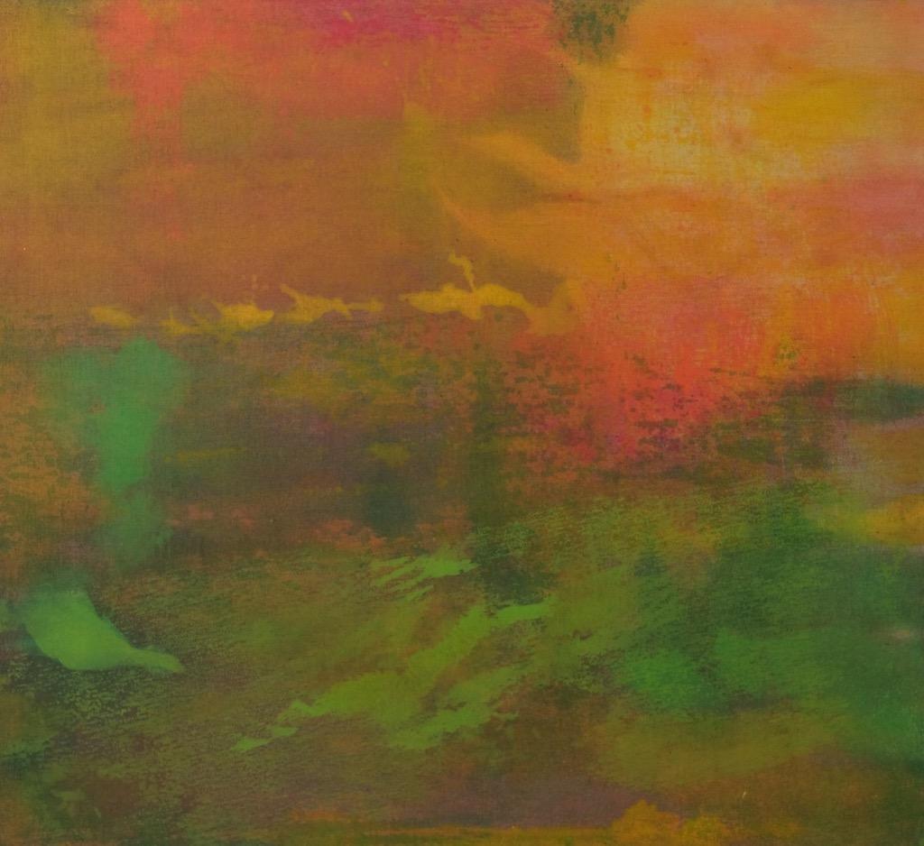 Dominiq Fournal - Peinture - Série EDO