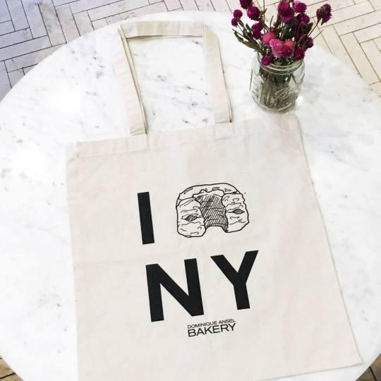 NYC Cronut Tote Bag