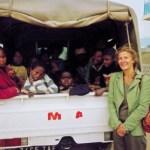 Tournée auprès des enfants des rues à Madagascar