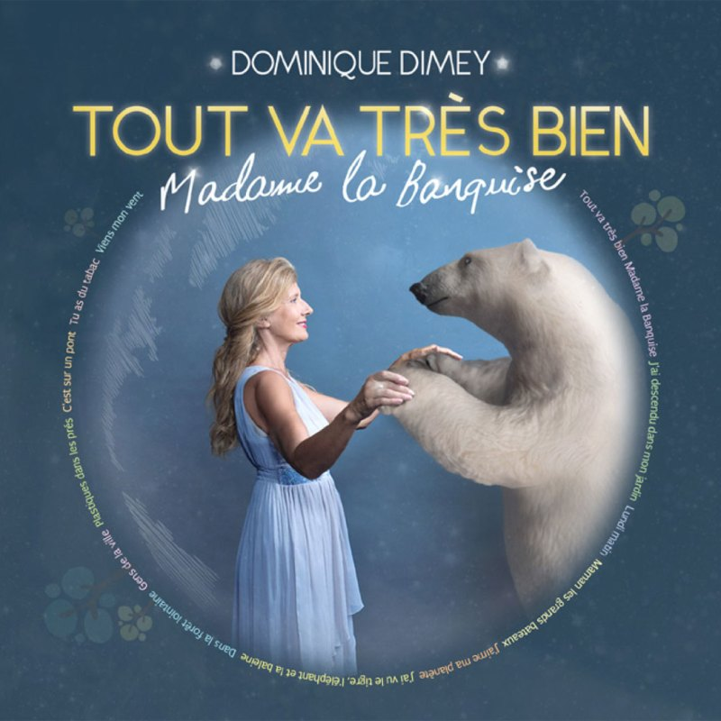 Nouvel album de Dominique Dimey