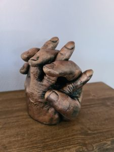 Dominique haveman | 3d hand 2