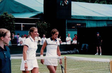 Kristie Boogert Wimbledon