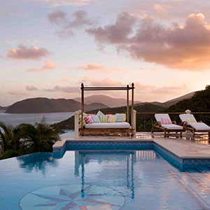 Virgin Islands outdoor patio covers