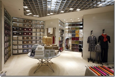 Zara Home A new flagship store in Milan  The new fashion