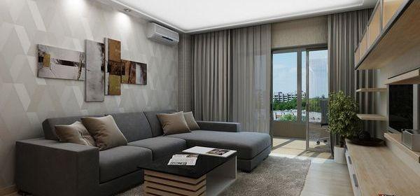 Стиль гламур для оформления интерьера гостиной