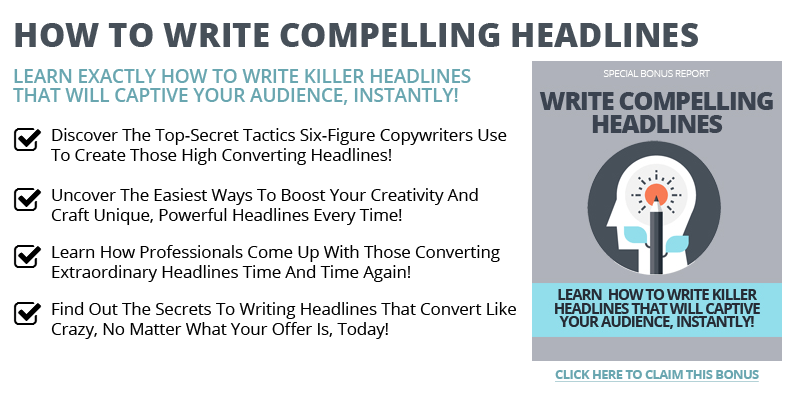 Write Compelling Headlins