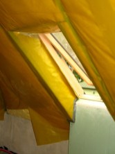 dolna płyta pod oknem pojedynczym