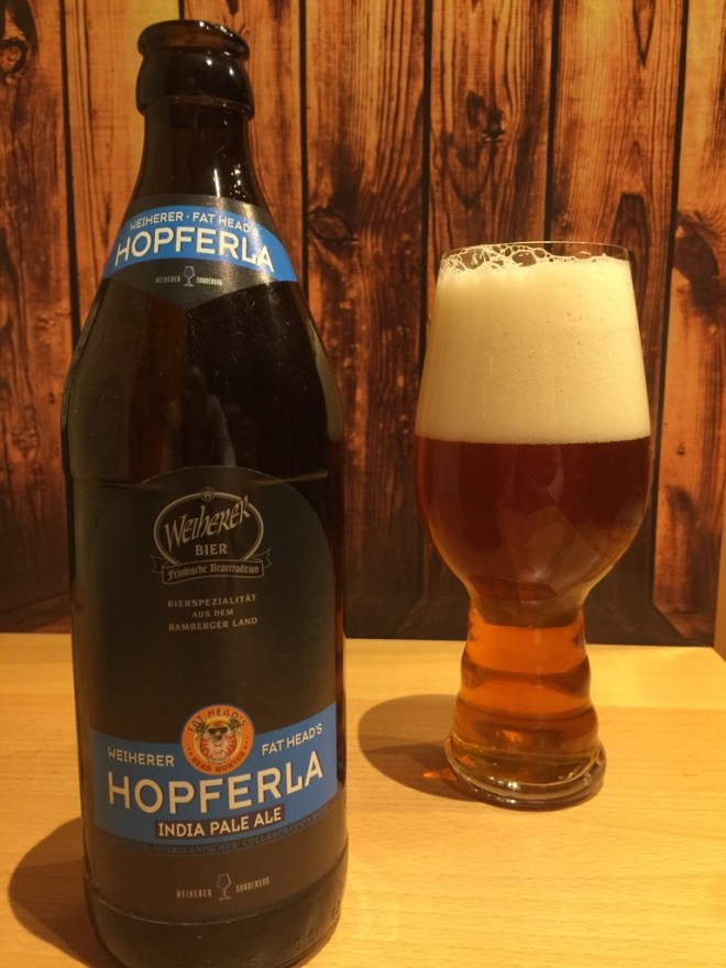 Weiherer / Fat Head's Hopferla